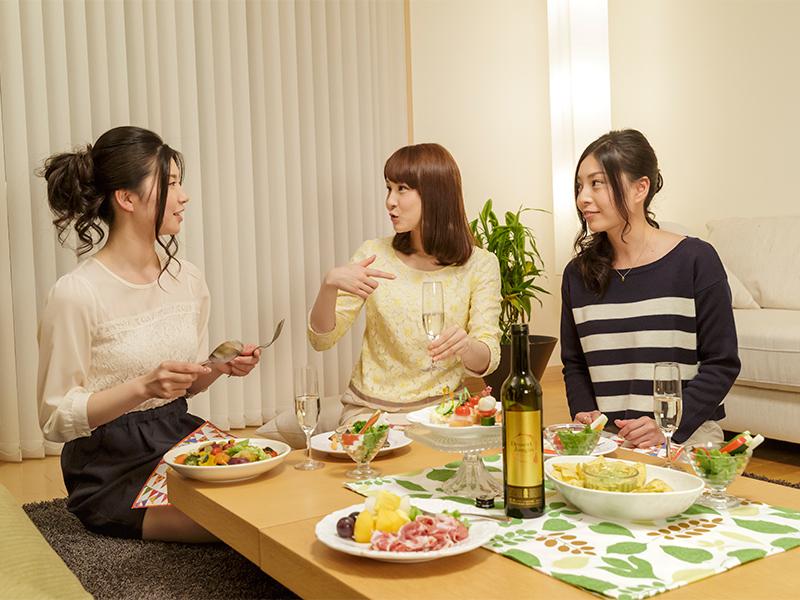 デザート純吟×女子会
